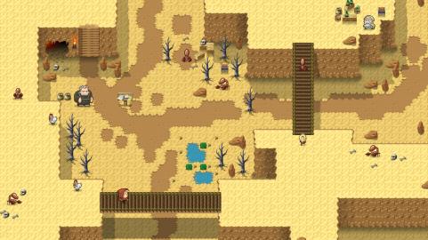 RPG mock sand 2